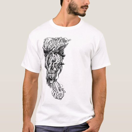 T-shirt weed tattoo