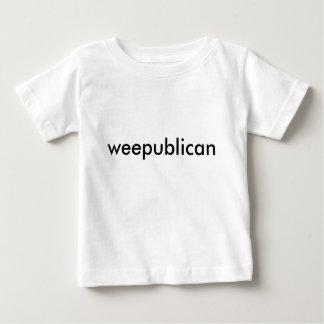 T-shirt weepublican