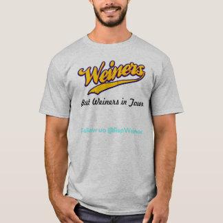 T-shirt Weiners meilleur Weiners en ville