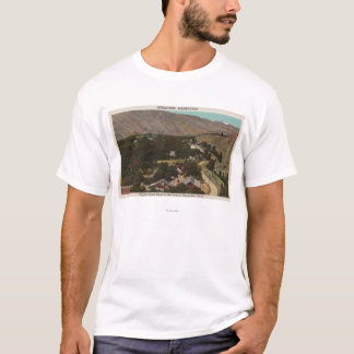 T-shirt Wenatchee, l'oeil de WABird de ranch dans la