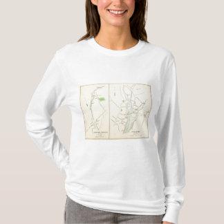 T-shirt Westport, crochet de Sandy, gorge rocheuse