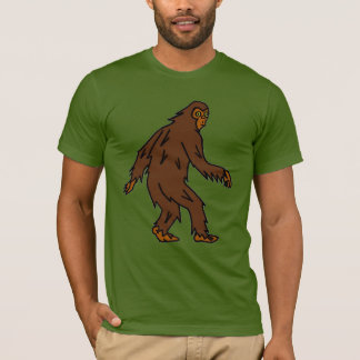 T-shirt whaaaa de Bigfoot ?
