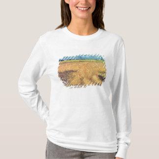 T-shirt Wheatfield de Vincent van Gogh | avec des gerbes,