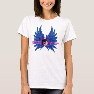 T-shirt Wheel dans les The Sky