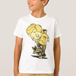 T-shirt Wheelie de nez !