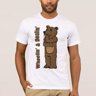 T-shirt Wheelin et Dealin