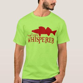 T-SHIRT WHISPERER DE BROCHETS VAIRONS