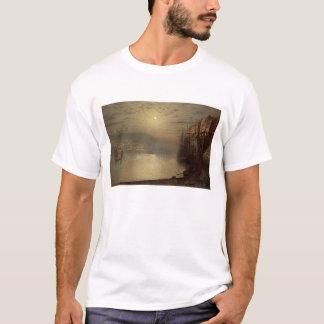 T-shirt Whitby (huile sur la toile)