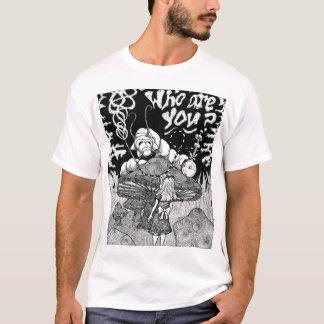 T-shirt whoareyou (blanc)