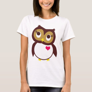 T-shirt Whoo vous aime