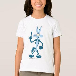 T-shirt Wile E. Coyote Blue Aha !