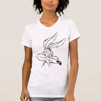 T-shirt Wile E. Coyote Looking sournois