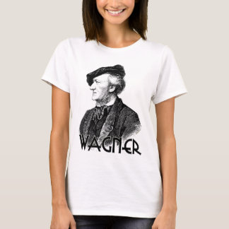 T-shirt Wilhelm Richard Wagner