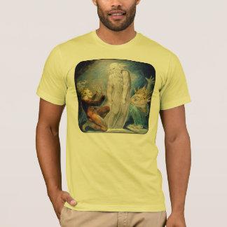 T-shirt William Blake : La sorcière d'Endor