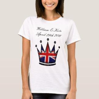 T-shirt William et Kate