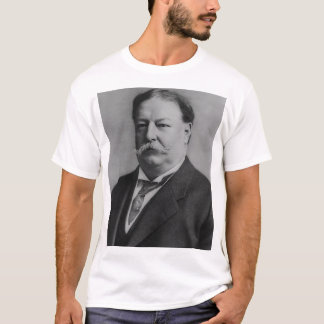 T-shirt William Howard Taft