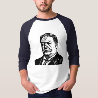 "T-shirt William Howard Taft ""27"" pièce en t"