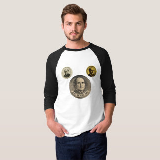 T-shirt William Jennings Bryan