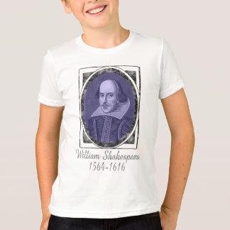 T-shirt William Shakespeare