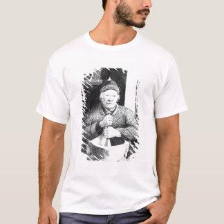 T-shirt William Wilson, généralement appelé Mortar Willie