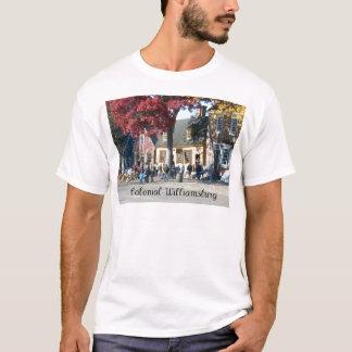 T-shirt Williamsburg colonial