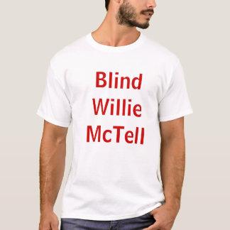 T-shirt Willie aveugle McTell