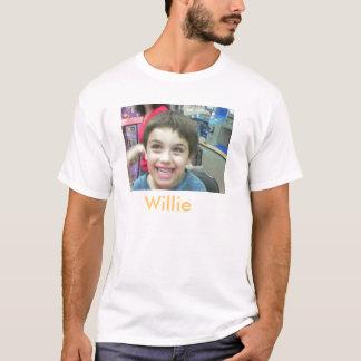 T-shirt willie, Willie