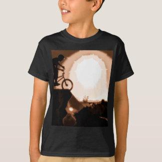 T-shirt WillieBMX la terre chaude