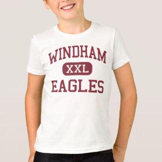 T-shirt Windham - Eagles - lycée - Windham Maine