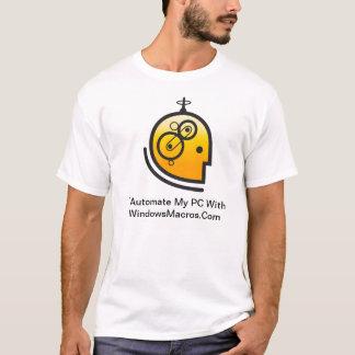 T-shirt WindowsMacros #1