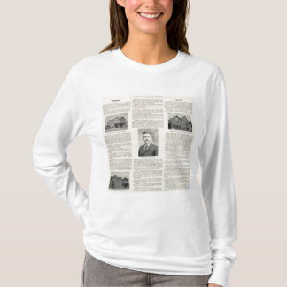 T-shirt Windsor, Fulton, la Californie