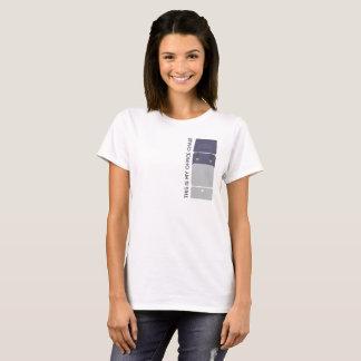 T-shirt WingWords - c'est ma chaise de bureau