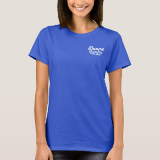 T-shirt Winston Bros. Chemise de magasin auto - Duane