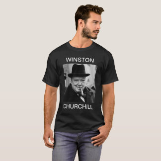 T-shirt Winston Churchil