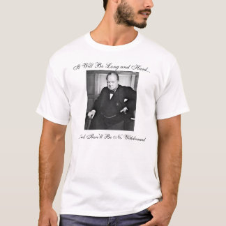 T-shirt Winston Churchill
