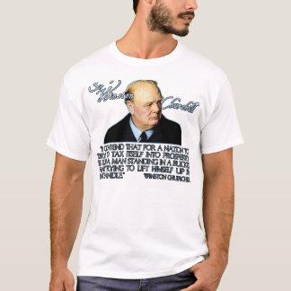 T-shirt Winston Churchill