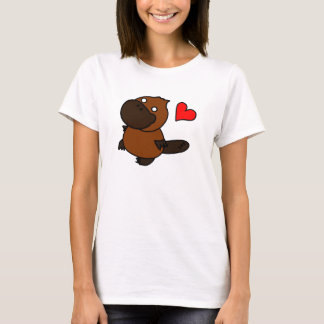 T-shirt woderwick le pwatypus