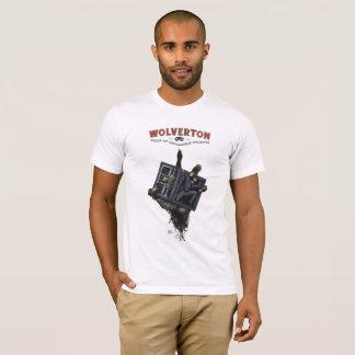 T-shirt Wolverton, voleur de chemise impossible d'objets