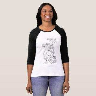 T-shirt WoodyBorn
