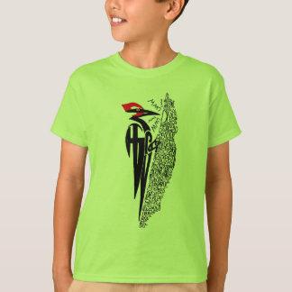 T-shirt Woopecker cherokee (Dalala) - la pièce en t de