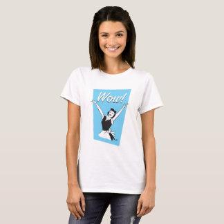 T-shirt Wouah ! femme