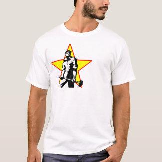 T-shirt WPA : Administration d'avancement de travaux