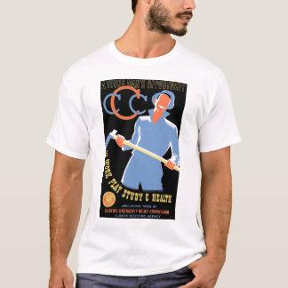 T-shirt WPA - tee - shirt de ccc