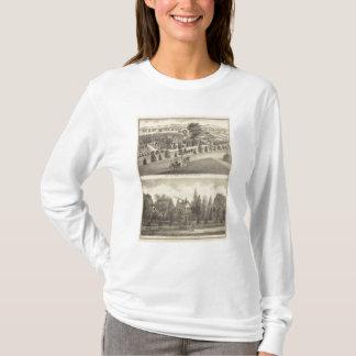 T-shirt Wright, résidences de Putnam