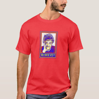 T-shirt WtfWKVD rouge ? Tee - shirt