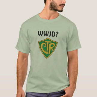 T-SHIRT WWJD ? CTR