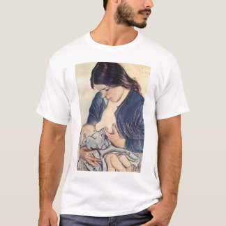 T-shirt Wyspianski, Maternity, 1902
