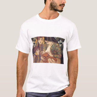 T-shirt Wyspianski, Maternity, 1905