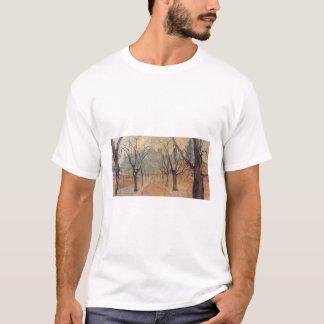 T-shirt Wyspianski, parc de Planty à l'aube, 1894