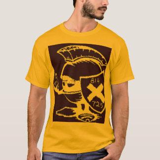 T-shirt x814725x2, bord droit est du nord